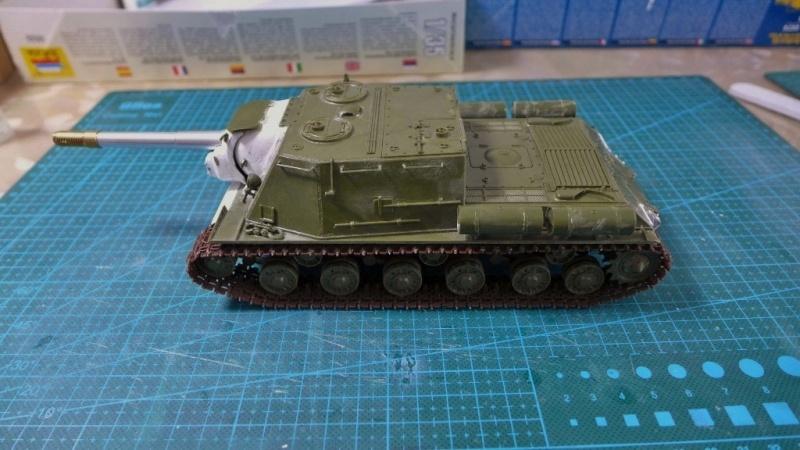 ISU-152 von Zvezda P1010551