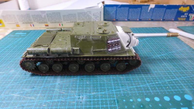 ISU-152 von Zvezda P1010552