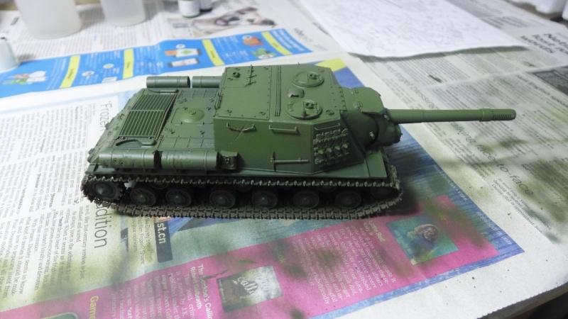 ISU-152 von Zvezda P1010555