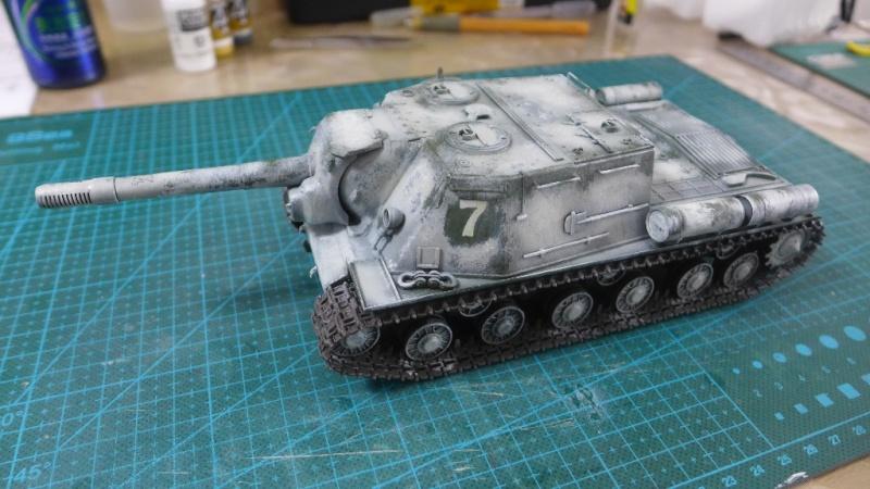 ISU-152 von Zvezda P1010558