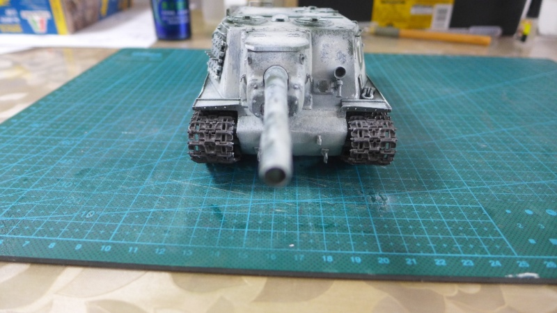 ISU-152 von Zvezda P1010560