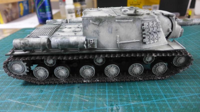 ISU-152 von Zvezda P1010561