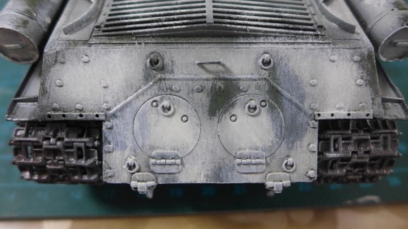 ISU-152 von Zvezda P1010614