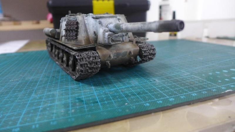 ISU-152 von Zvezda P1010617