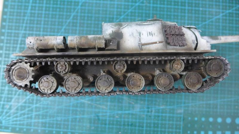 ISU-152 von Zvezda P1010627