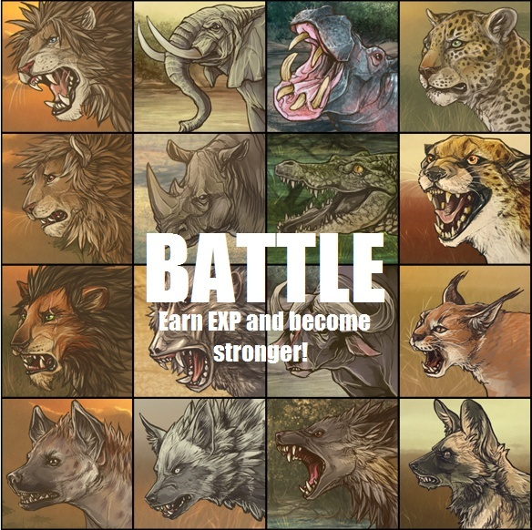 Lioden - Create your own lion Pride Battle10