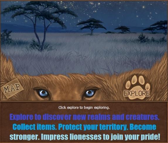Lioden - Create your own lion Pride Explor10