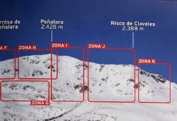 Alpinismo: sábado 1 febrero 2014 - Sudeste Clásica a Peñalara 00010