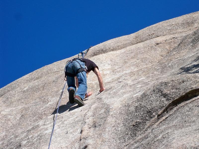 Escalada: viernes 18 de abril 2014 - Escalando en Torrelodones (Sectores Elefantito y Antena) 002_an10