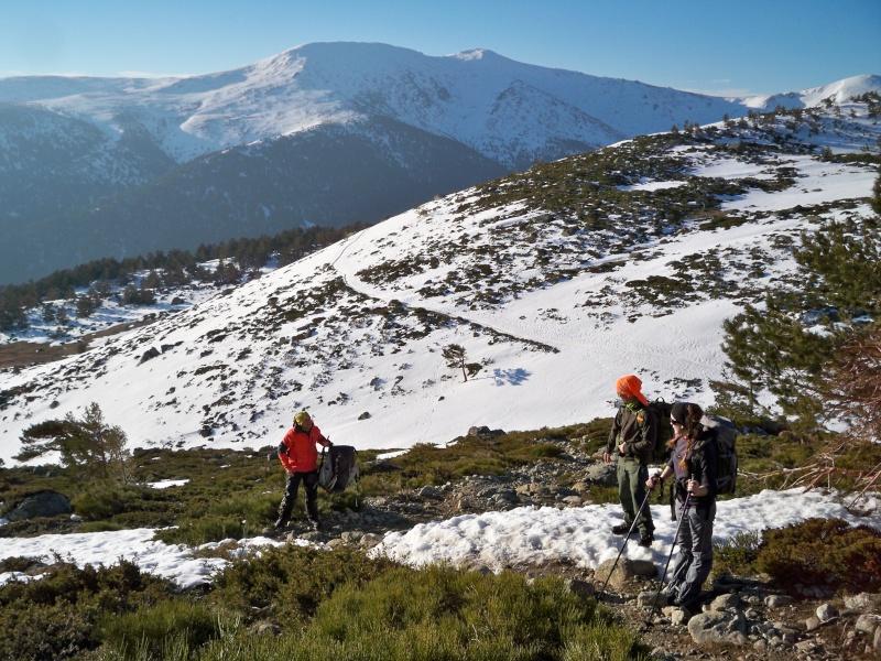Alpinismo: sábado 15 de marzo 2014 - Sudeste clásica al pico Peñalara 002_pr10