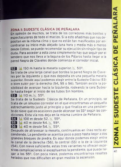 Alpinismo: sábado 1 febrero 2014 - Sudeste Clásica a Peñalara 00310