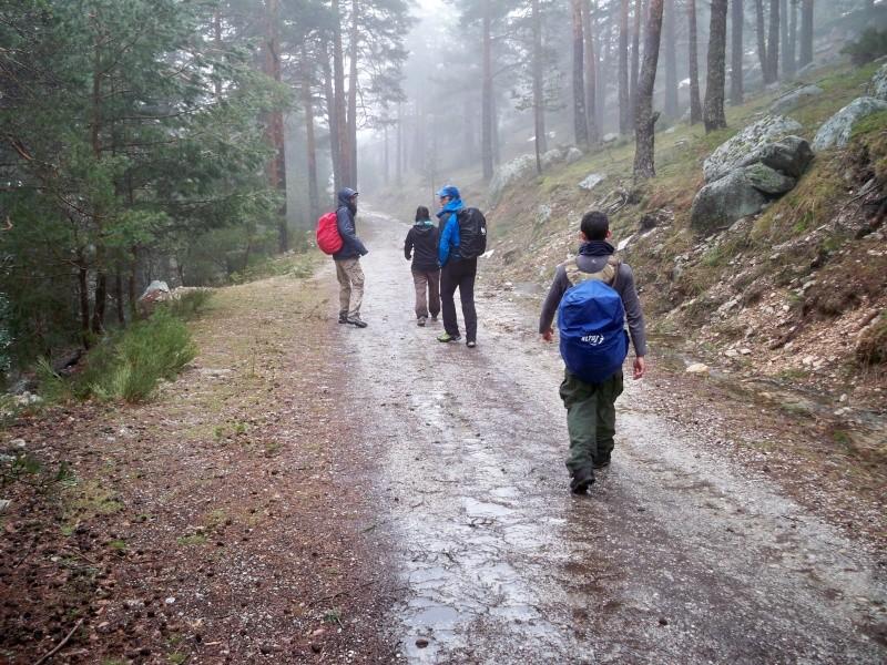 Montañismo: sábado 5 de abril 2014 - Ascensión a La Peñota 003_en10