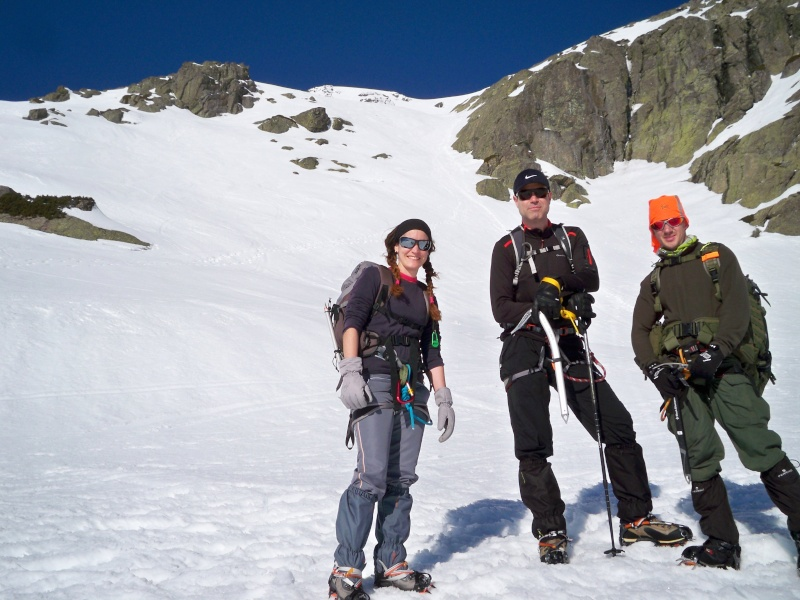 Alpinismo: sábado 15 de marzo 2014 - Sudeste clásica al pico Peñalara 004_ba10