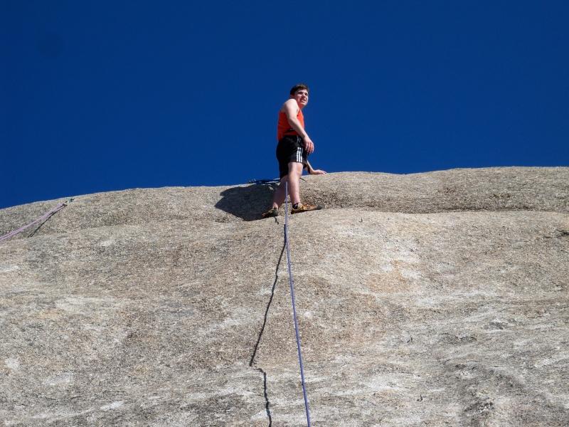 Escalada: viernes 18 de abril 2014 - Escalando en Torrelodones (Sectores Elefantito y Antena) 004_ra11