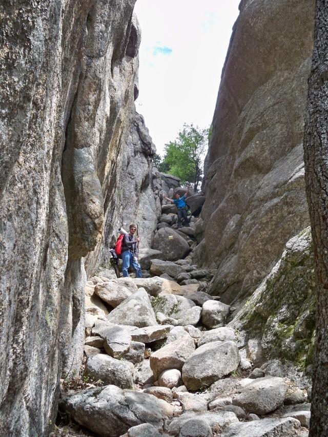 Montañismo: 24 y 25 de mayo 2014 - Integral de la Pedriza (con vivac) 006_co10