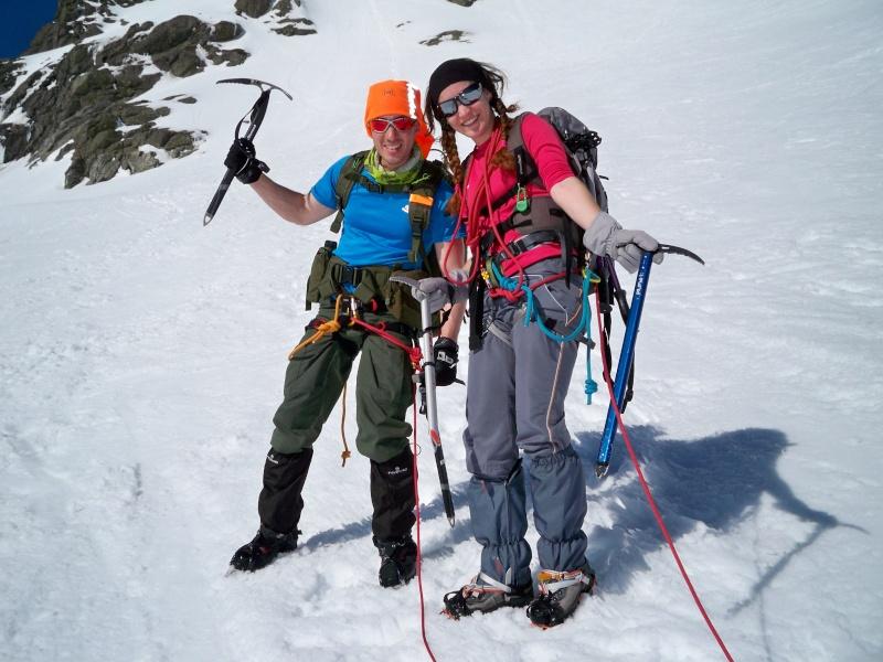 Alpinismo: sábado 15 de marzo 2014 - Sudeste clásica al pico Peñalara 006_pa10