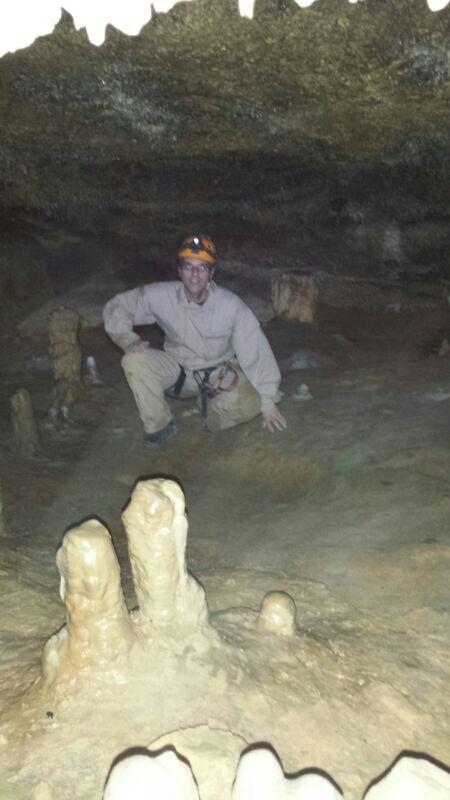 Senderismo y espeleología: 8 y 9 de febrero 2014 - Cañón del Río Lobos y Cueva de la Galiana - Página 3 00710