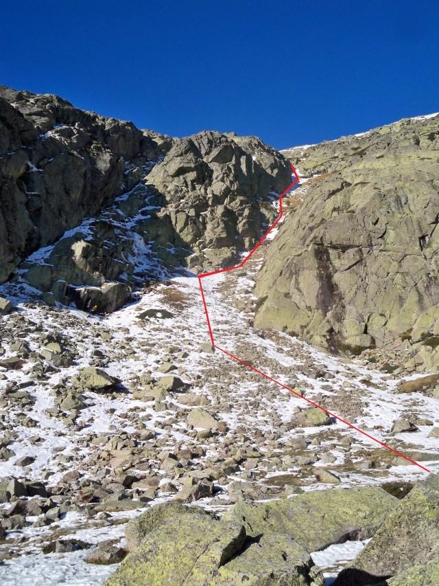 Alpinismo: sábado 14 de diciembre 2013 - Tubo central del circo glaciar de Peñalara 009_tu10