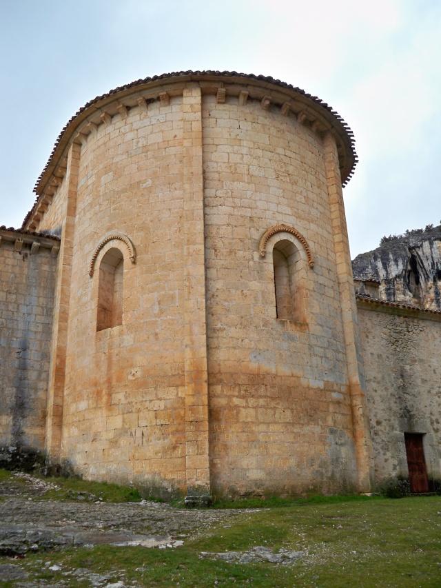 Ermita templaria de San Bartolomé (Cañón del Río Lobos, Soria). 010_er10