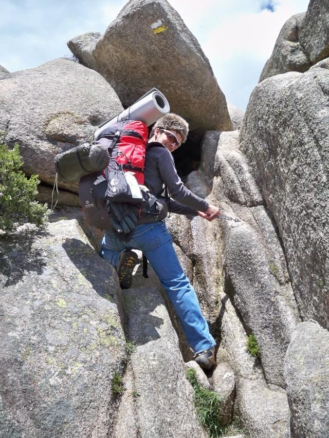 Montañismo: 24 y 25 de mayo 2014 - Integral de la Pedriza (con vivac) 010_jo11