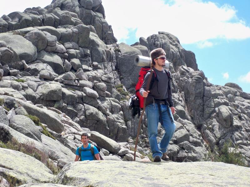 Montañismo: 24 y 25 de mayo 2014 - Integral de la Pedriza (con vivac) 012_jo10