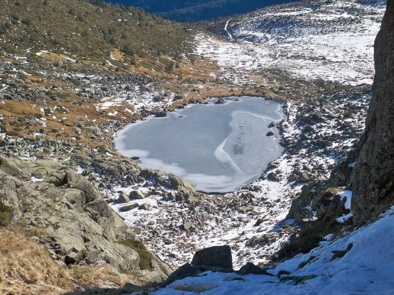 Alpinismo: sábado 14 de diciembre 2013 - Tubo central del circo glaciar de Peñalara 012_la10