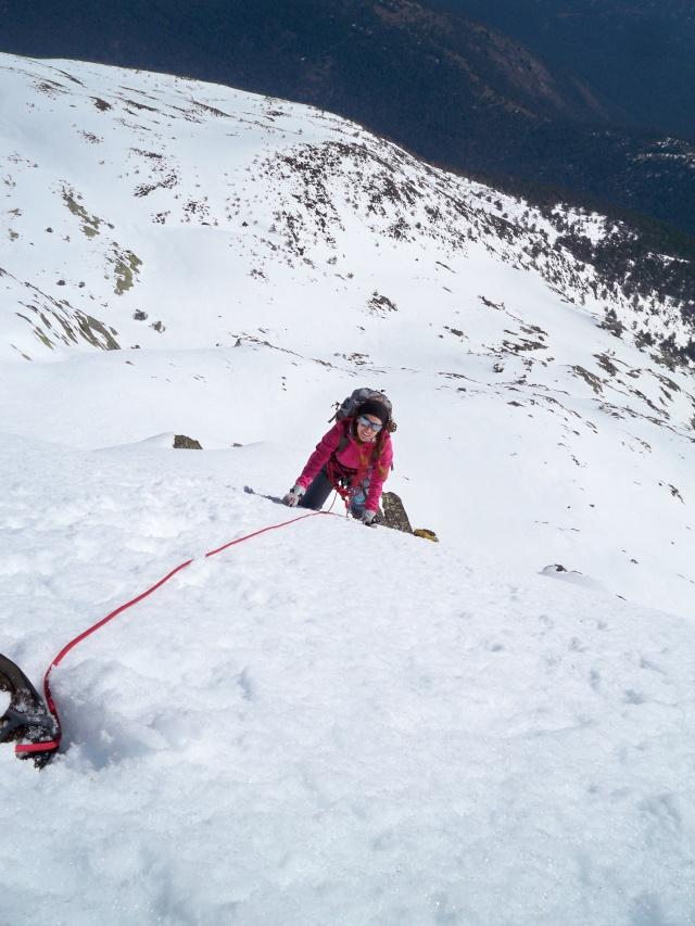 Alpinismo: sábado 15 de marzo 2014 - Sudeste clásica al pico Peñalara 020_ca11