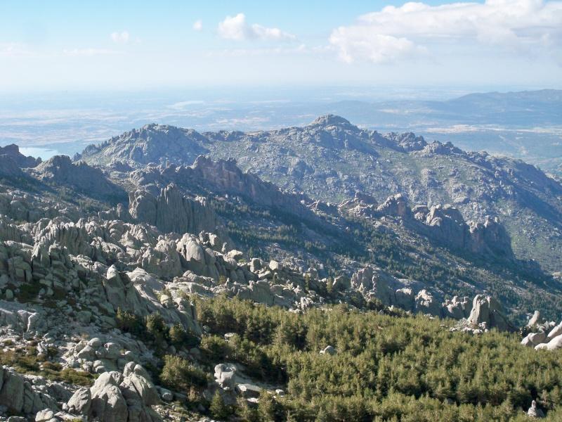 Montañismo: 24 y 25 de mayo 2014 - Integral de la Pedriza (con vivac) 024_la10
