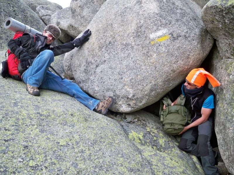 Montañismo: 24 y 25 de mayo 2014 - Integral de la Pedriza (con vivac) 026_jo10