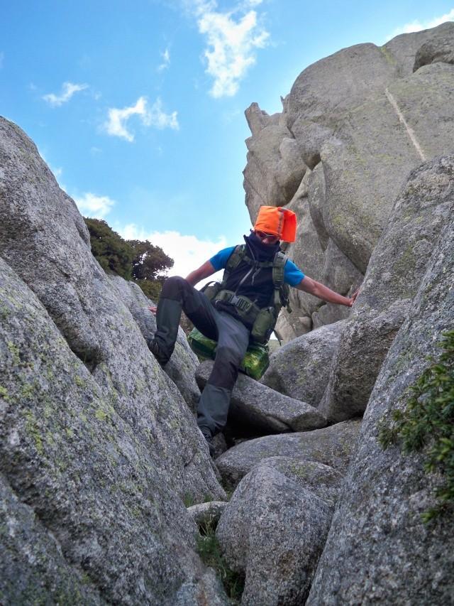 Montañismo: 24 y 25 de mayo 2014 - Integral de la Pedriza (con vivac) 027_pa10