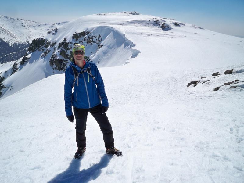 Alpinismo: sábado 15 de marzo 2014 - Sudeste clásica al pico Peñalara 030_ra13