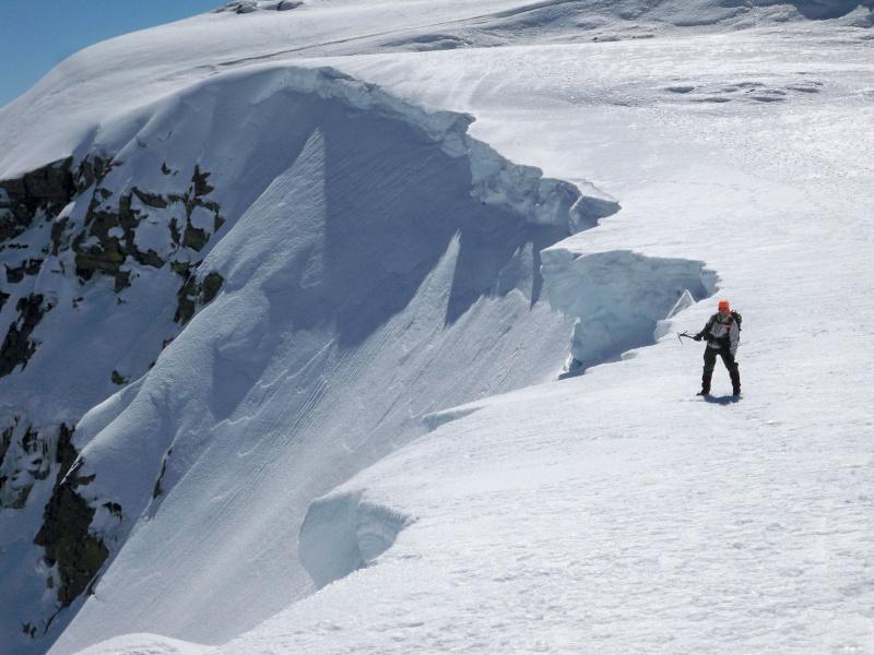 Alpinismo: sábado 15 de marzo 2014 - Sudeste clásica al pico Peñalara 036_pa10