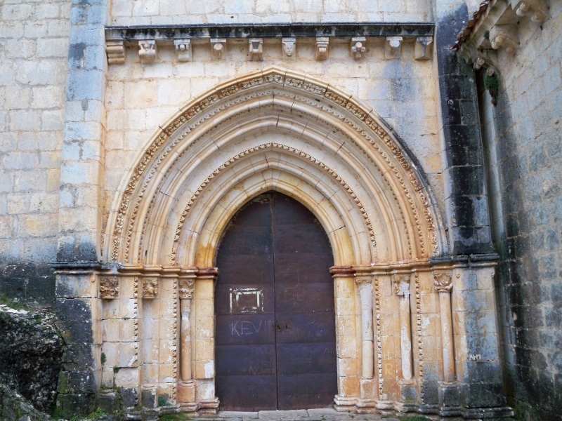 Ermita templaria de San Bartolomé (Cañón del Río Lobos, Soria). 037_po10