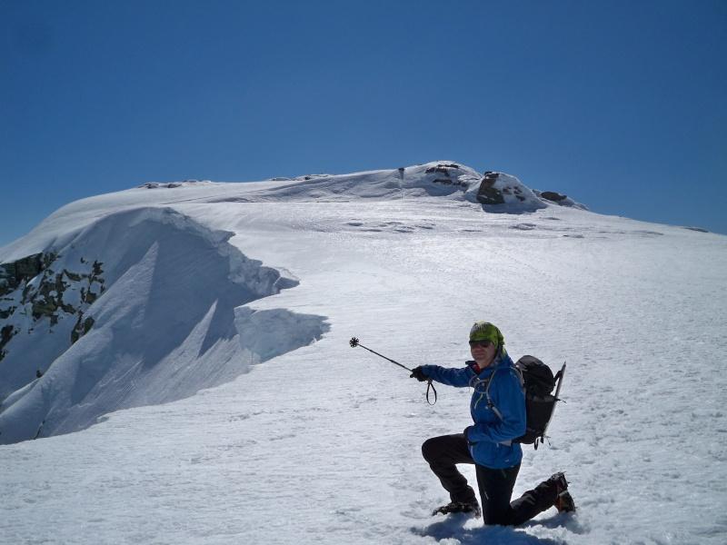 Alpinismo: sábado 15 de marzo 2014 - Sudeste clásica al pico Peñalara 038_ra10