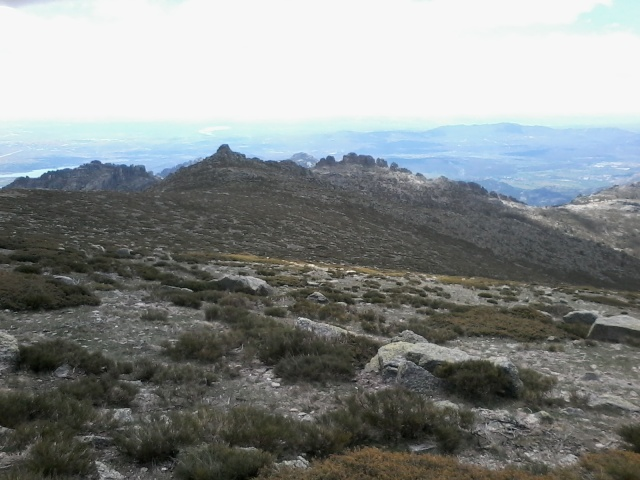 Montañismo: jueves 1 de mayo 2014 - Ascensión al pico Asómate de Hoyos 20140510