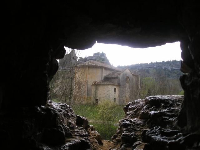 Senderismo y espeleología: 8 y 9 de febrero 2014 - Cañón del Río Lobos y Cueva de la Galiana - Página 3 8810
