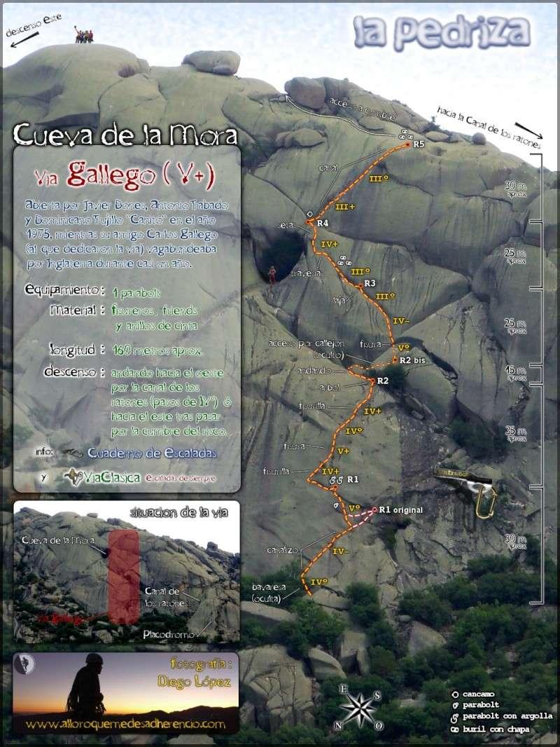 La Pedriza: Sector Cueva de la Mora Cueva_11