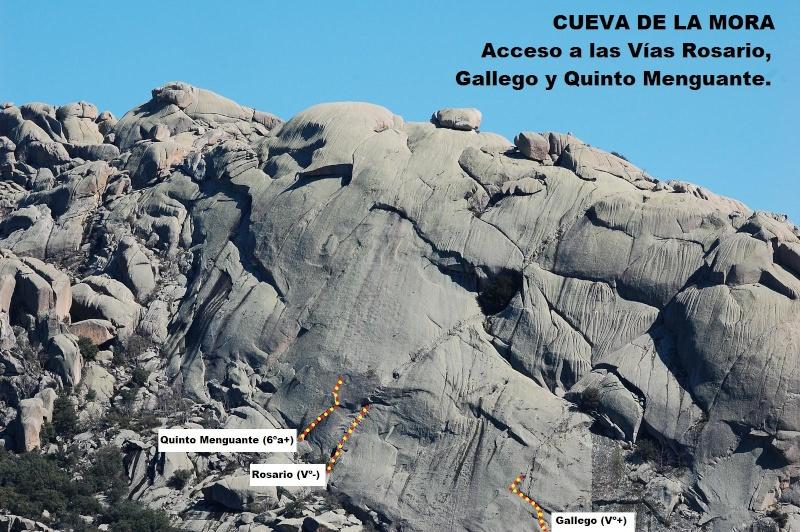 La Pedriza: Sector Cueva de la Mora Cueva_14