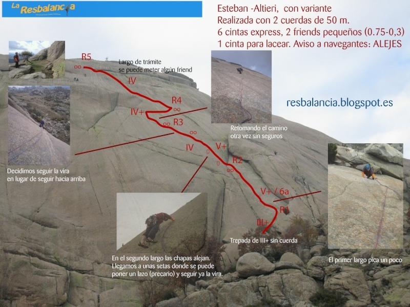 La Pedriza: Sector El Yelmo El_yel11