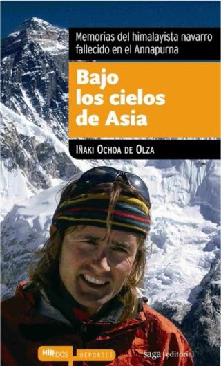 LITERATURA DE MONTAÑA: Libros escritos por alpinistas y montañeros sobre sus logros y modo de vida Iaakio10