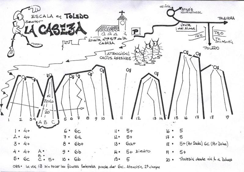 Toledo: Sectores  La_cab12
