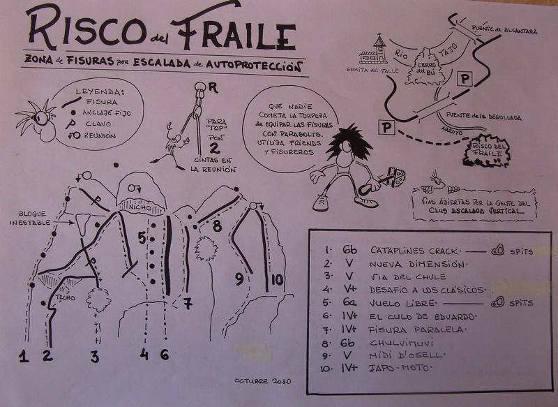 Toledo: Sectores  Risco_11