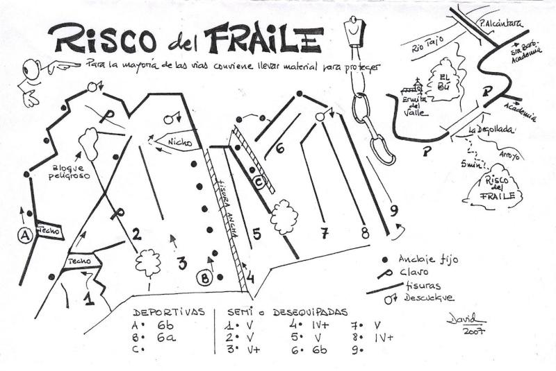 Toledo: Sectores  Risco_13