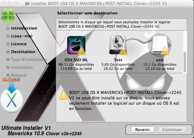 Mavericks Gratuit (modifier Installer) Mavusb10