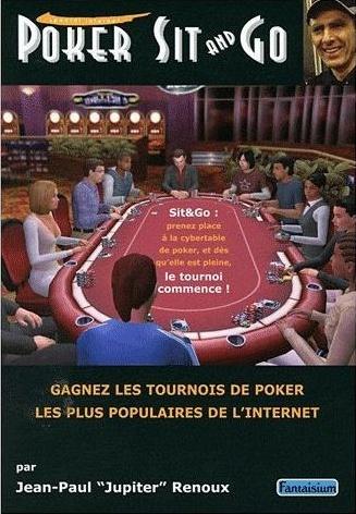 "Poker sit&go ( par Jean-Paul ""Jupiter"" Renoux) Livre12"
