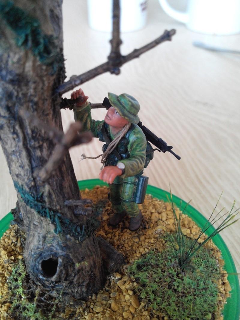 force speciale americaine epoque moderne.academi 1/35 E10