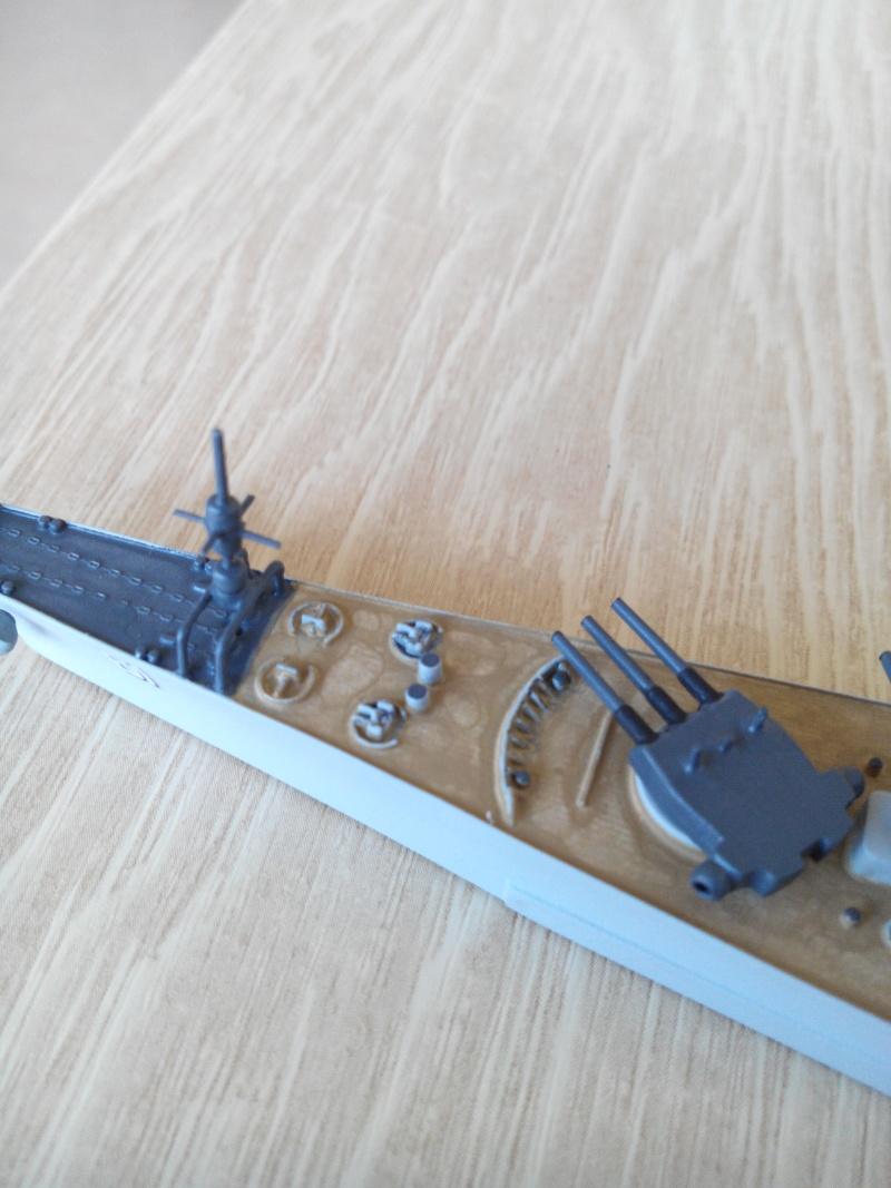 battleship.USS IOWA.kit revell 1/1200 Img_2020