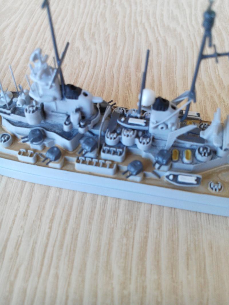 battleship.USS IOWA.kit revell 1/1200 Img_2022