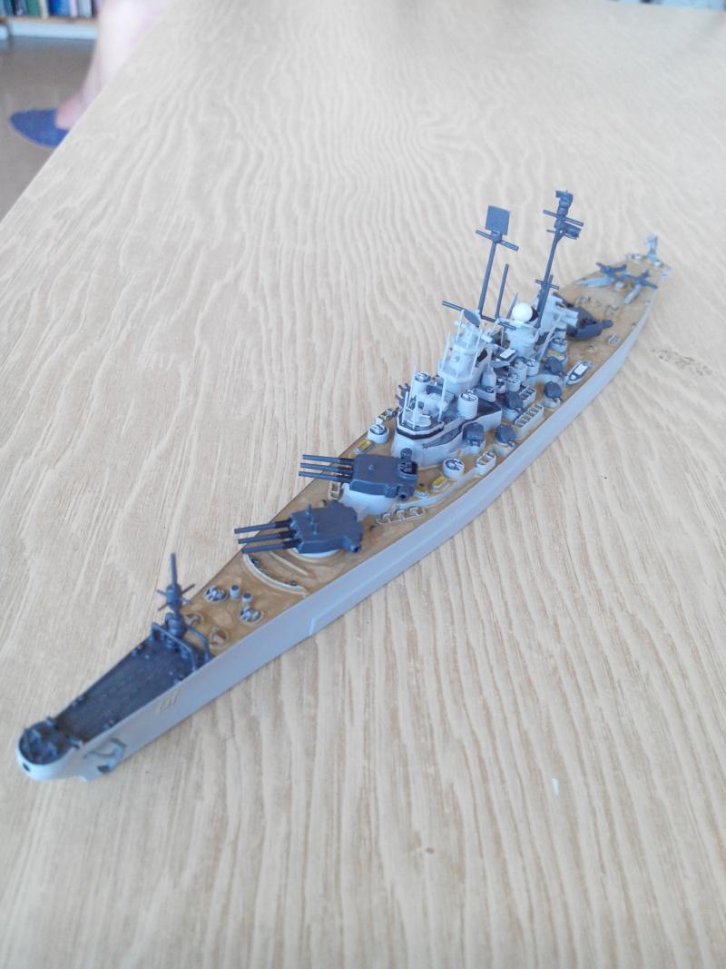 battleship.USS IOWA.kit revell 1/1200 Img_2023