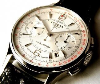 cherche montre bi compass Poljot10